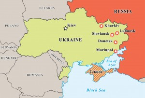 EU ban on Crimean goods ahead of free trade accord won't crimp Ukrainian exports