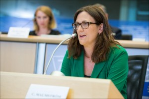 Comment: Malmström nomination signals desire for continuity – but continuity isn't necessarily desirable