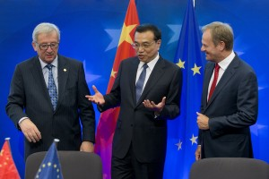 EU China summit & trade: small steps on intellectual property and customs clearance