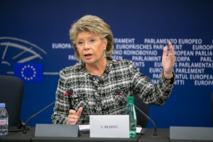 Exclusive interview: MEP Viviane Reding on TiSA
