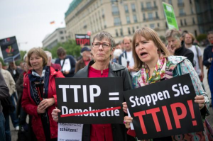 Blog: German public opinion & TTIP – a generational and class divide?