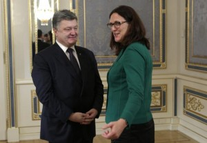 Ukraine: prepared for the trade agreement with the EU?