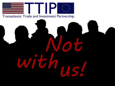 BLOG: EU public opinion support for TTIP falling, biggest drop in Netherlands & CEE