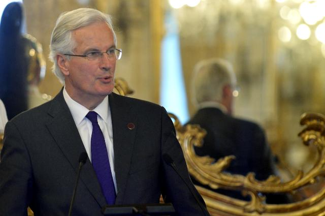 Michel Barnier to head Commission's Brexit talks