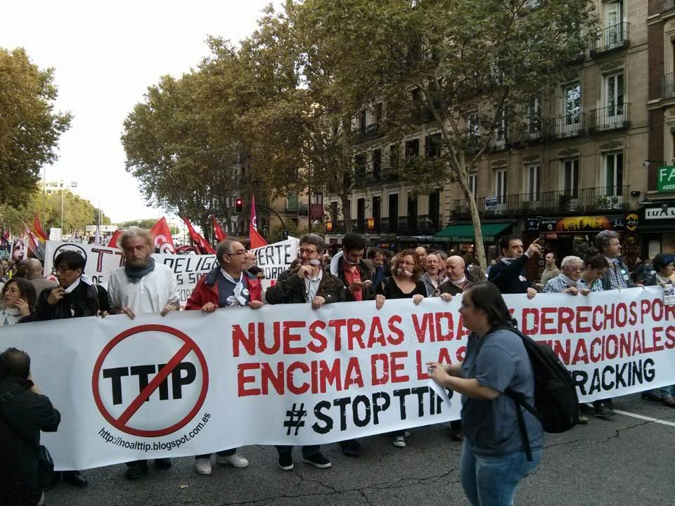 Eurobarometer: Support for TTIP continues to slide
