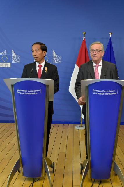 EU Indonesia free trade negotiations okayed