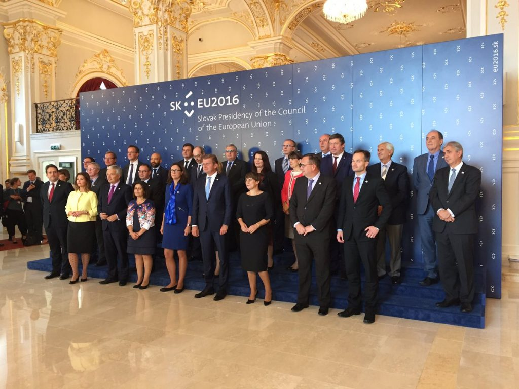 Next steps after Bratislava trade ministers meeting