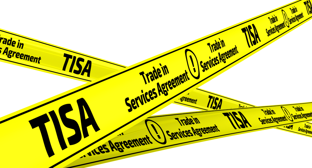 Report: TiSA needs to prepare for expansion to China, developing countries