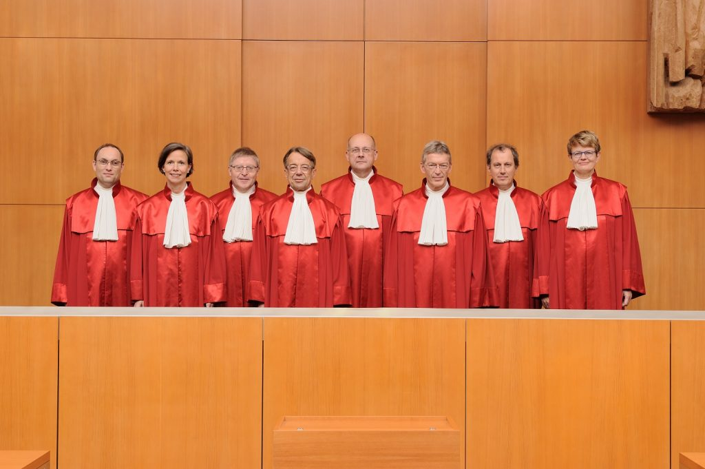 The EU-Canada trade deal and the German constitutional court