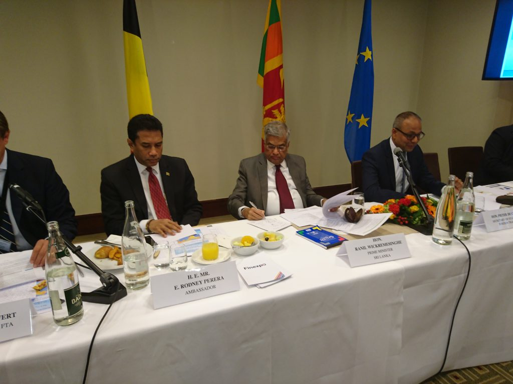 Sri Lanka tries to narrow down EU demands in GSP Plus bid