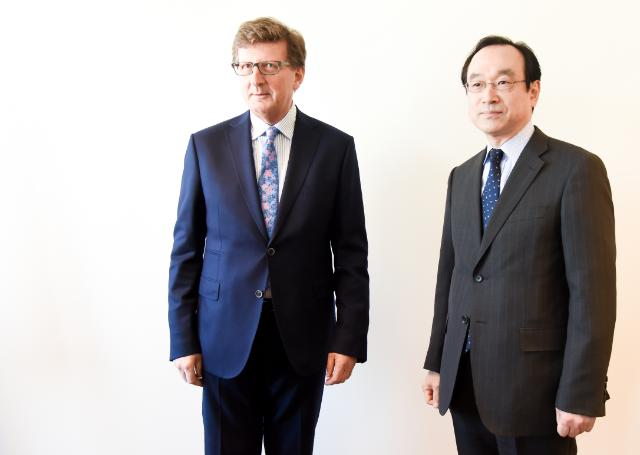 "EU Japan FTA talks require ""more work"" – EU chief negotiator"