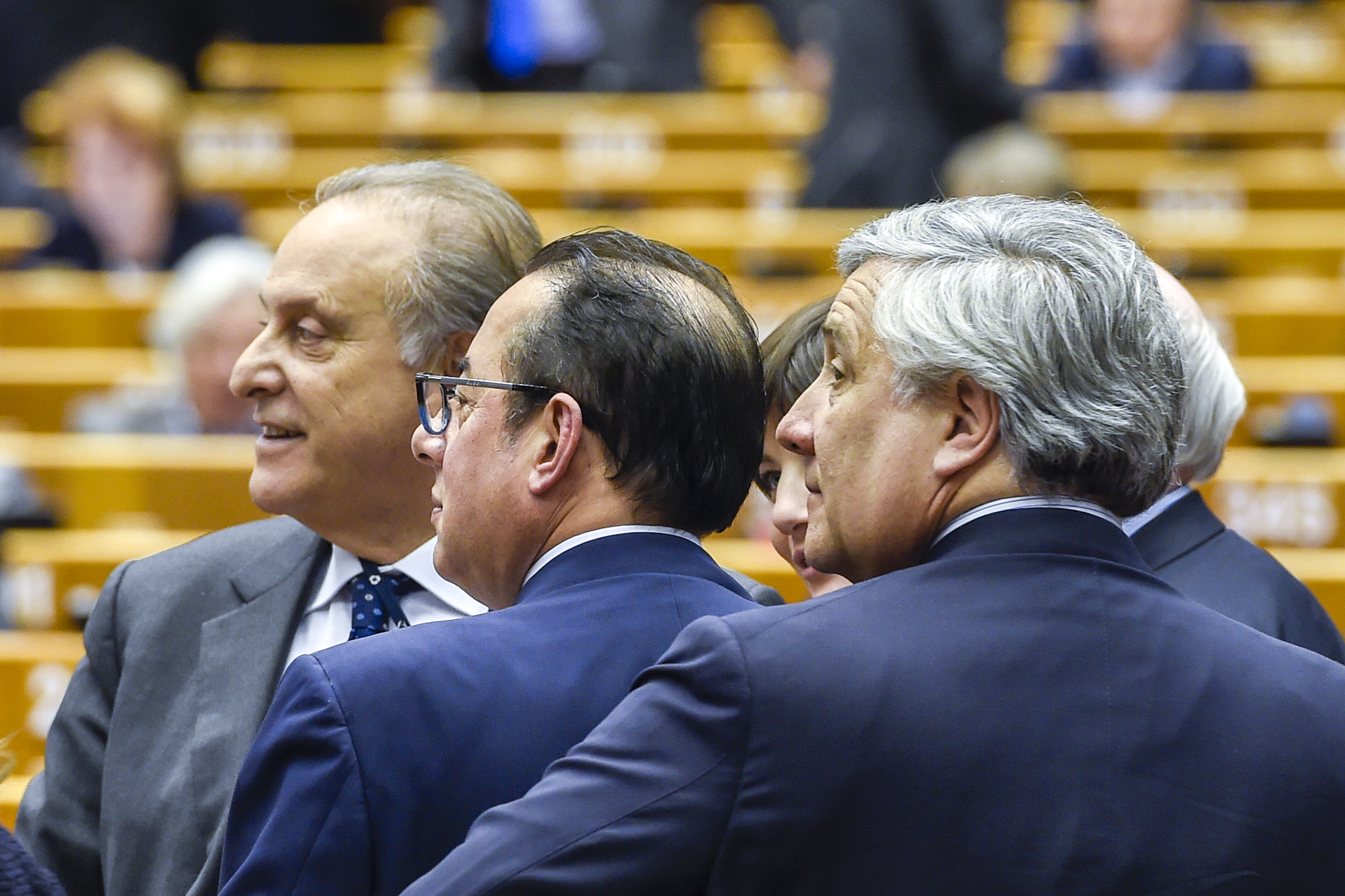 EP leadership contenders Tajani and Pittella: how they stand on trade