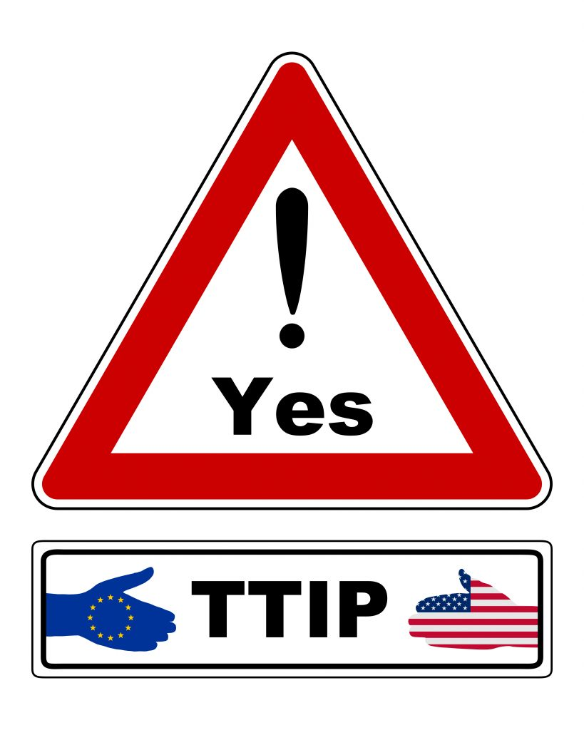 Public support for TTIP increases in latest Eurobarometer poll