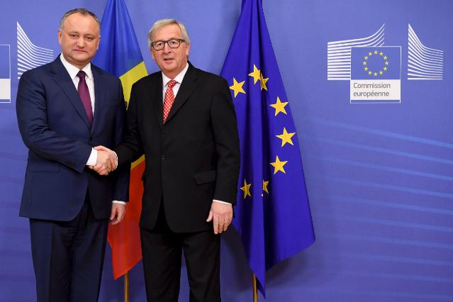 EU Eastern partners in back-and-forth between Brussels and Moscow