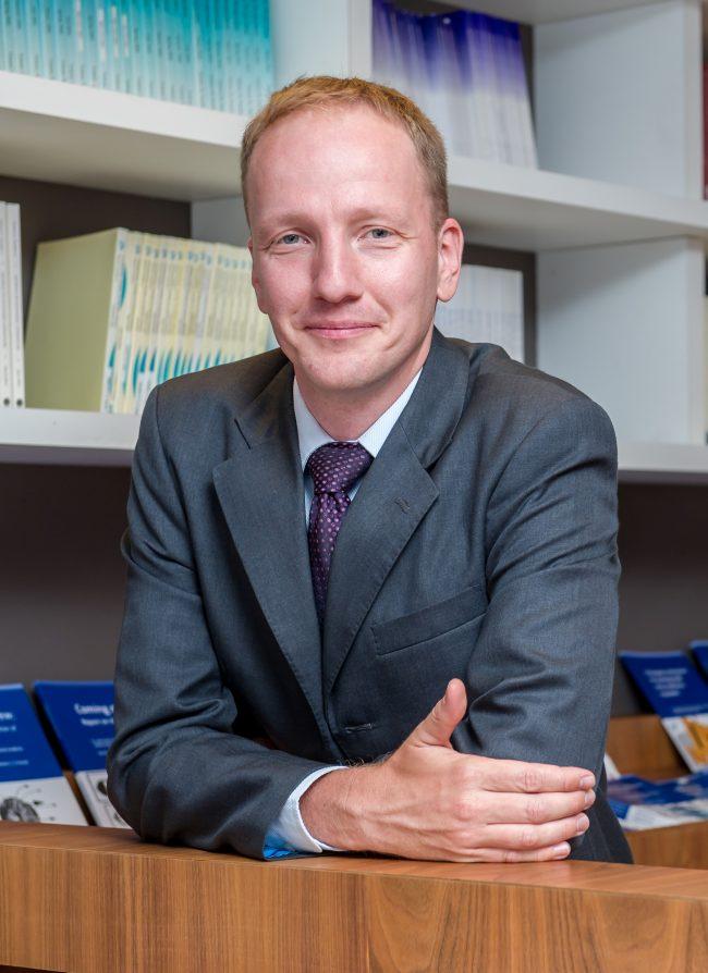 Guntram Wolff, Director of Bruegel