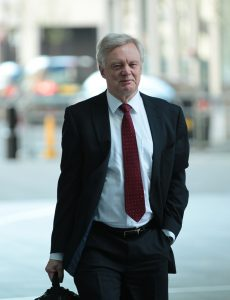David Davis House of Commons hearing: excerpts