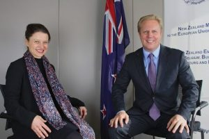 Interview: Todd McClay, New Zealand Minister of Trade
