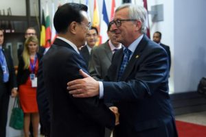 Coming EU China summit overshadowed by investment concerns