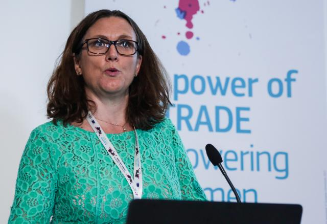 Women empowerment climbs up EU trade policy priority list