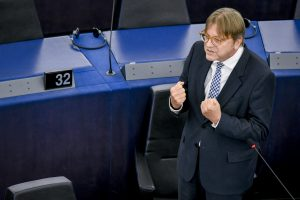 Plenary session Week 40 2017 in Strasbourg - State of play of negotiations with the United Kingdom
