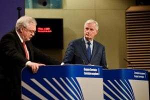 Modalities of Brexit transition come into focus as businesses take unilateral decisions