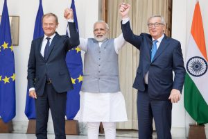 EU India summit: rice key staple on trade menu