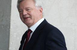 Davis Berlin speech spells out more demands on EU UK trade post Brexit