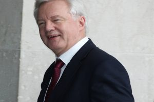 Davis Berlin speech spells out more demands on EU UK trade post Brexit