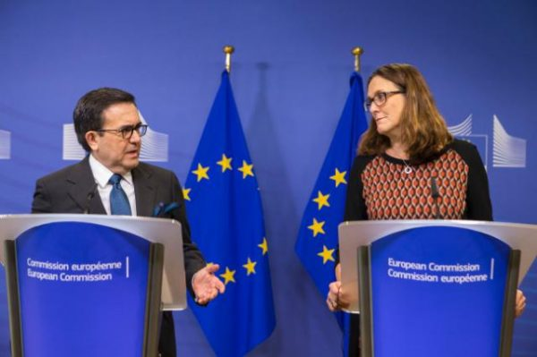 FTA modernisation: EU and Mexico fail to conclude political agreement