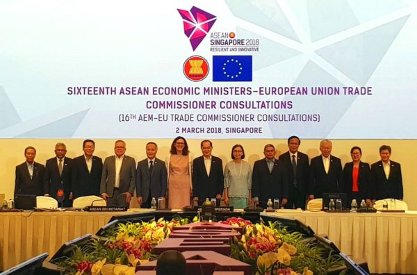 ASEAN: An afterthought in EU trade policy?