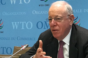 Beyond Brussels: 'Winds of change are blowing' on WTO rules, Wolff says