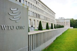 UK readies for WTO tariff schedule negotiations