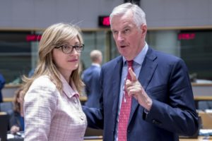 In brief: EU27 register limited progress in Article 50 talks