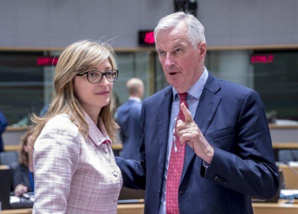 In brief: EU27 register limited progress in Article 50 talks