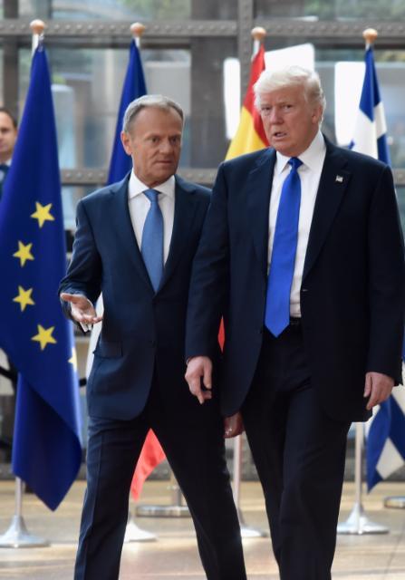 Steel and aluminium: The smaller problem in transatlantic relations?