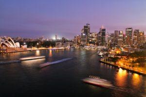 Australia to EU: Let's make trade rules together
