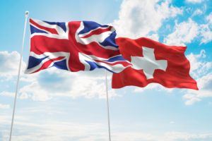 UK and Switzerland agree to roll over three key EU agreements