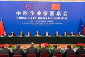 EU-China summit: Beijing and Brussels pull together on investment and trade