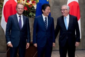 EU-Japan deal gets warm welcome, despite sense of unfinished business