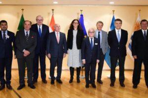 Mercosur talks gain new momentum, though endgame still elusive