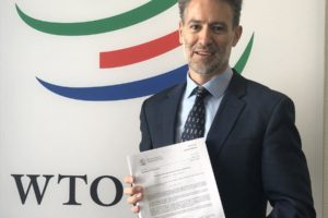 WTO : UK circulates its post-Brexit tariff schedule