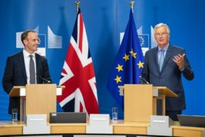 Blog: As Irish backstop reality emerges, May puts customs union on table again