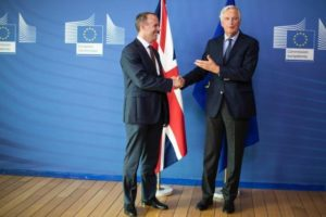 Brexit: EU and UK turbocharge talks, UK sets out FinServ and LPF view