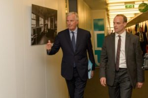 Brexit Notes: Spotlight on House of Commons committee meeting with Barnier