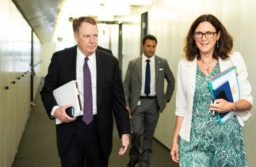 """Malmström and Lighthizer aim for regulatory """"early harvest"""""""