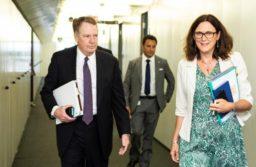 In brief: Malmström sees early 2019 as EU-US regulatory deal milestone