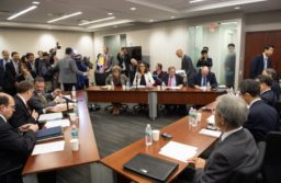 Japan, US, EU vow to table joint WTO reform proposals