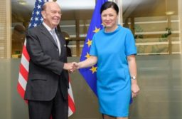 Comment: Is US commerce secretary Ross more polite with EU where it really matters?