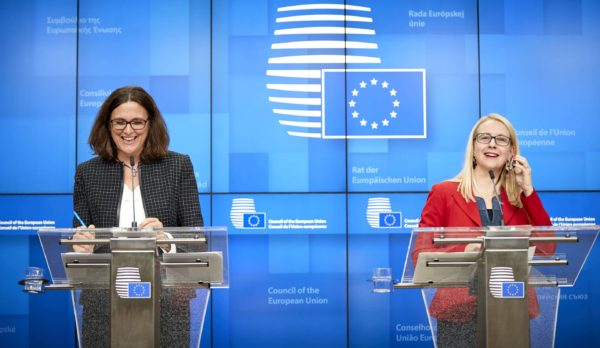 Week in Brussels: Ministers set January target for US trade negotiation mandate