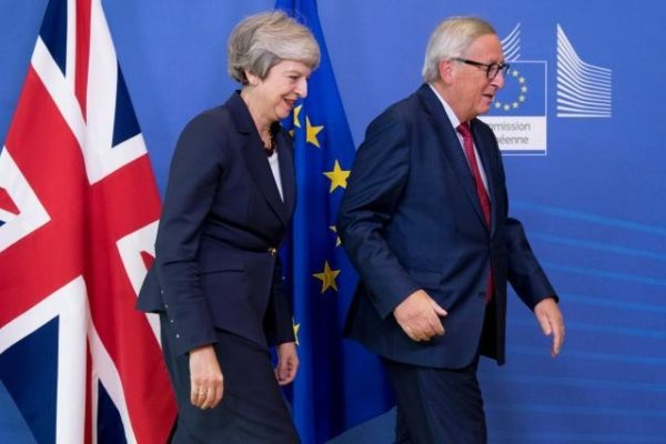 Vaughan: Future EU-UK relationship talks must proceed quickly after March